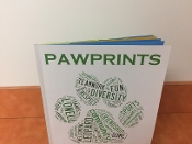 2017 Pawprint Yearbook