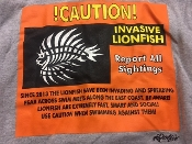 Lionfish CAUTION Sweatshirt