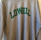 NEW LOWELL long sleeve shirt