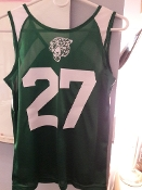 Sleeveless Athletic Jersey