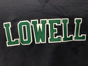 Lowell Applique Sweatshirt