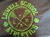 LACROSSE Under Armour Long Sleeve